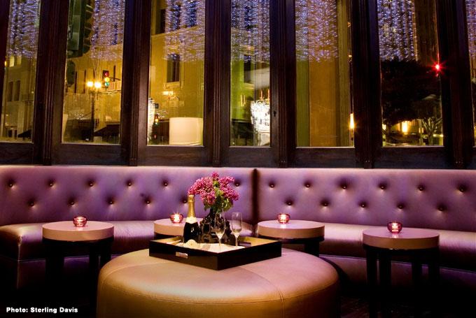 Los angeles restaurant mae brunken design